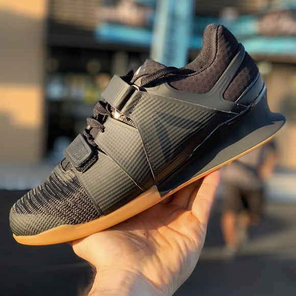 Reebok Shoes Legacy Lifters Black And Gum Wit Poshmark